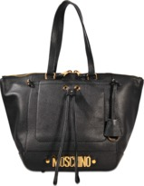 Moschino Lettering shopping bag