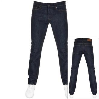 BOSS Casual Delaware Slim Fit Jeans Navy