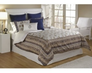 Spectrum Home Isabelle Comforter Set - Queen Bedding