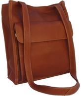 Piel Leather Shoulder Tote Organizer 7774
