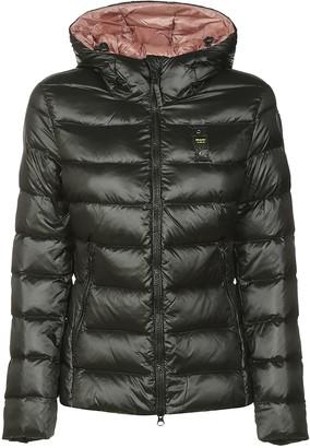 Blauer Large Hood Padded Jacket