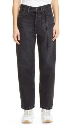 Acne Studios Toj Loose Fit Jeans