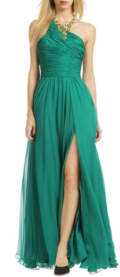 Halston Forever Mine Gown