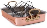 Mauviel Copper Tri-ply Roaster