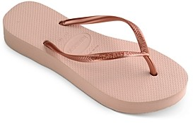 Havaianas Women's Slim Flatform Thong Sandals