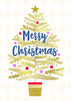 Simson Card Boxed Ch Golden Christmas