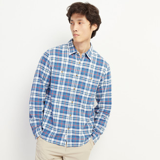 Roots Mattawa Linen Work Shirt