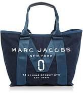 Marc Jacobs Logo Small Denim Tote
