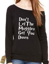 Expression Tees Slouchy Don't Let The Muggles Get You Down Ladies