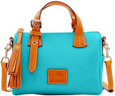 Dooney & Bourke Patterson Leather Small Kendra Satchel