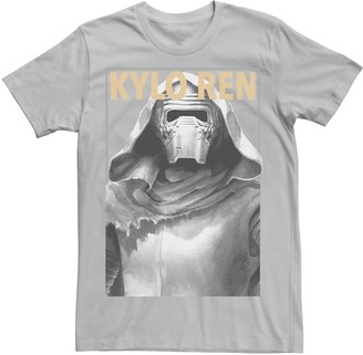 Star Wars Men's Faded Graphic Tee