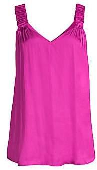 Smythe Women's Elastic V-Neck Camisole