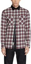 Rag & Bone Jack Shirt – Blue/Red Plaid