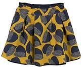 Catimini Girl's Jupe Reversible Skirt