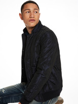 Scotch & Soda Quilted Flight Jacket