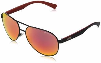 A|X Armani Exchange AX2031S Aviator Metal Sunglasses