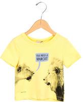Paul Smith Boys' Graphic Print Short Sleeve Shirt w/ Tags