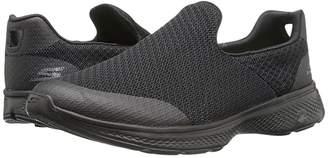 Skechers Performance Performance Go Walk 4 - Expert (Black) Men's Shoes