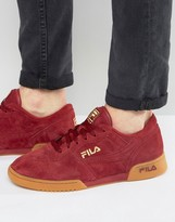 Fila Original Fitness Premium Trainers