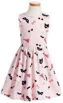 Kate Spade Girl's Carolyn Fit & Flare Dress
