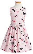 Kate Spade Toddler Girl's Carolyn Fit & Flare Dress