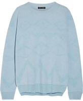 Baja East Cashmere Sweater - Sky blue