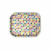 Vitra Diamonds Multicolour Classic Tray - Medium