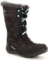 Columbia Girls' MinxTM Mid II Waterproof Omni-HeatTM Cold Weather Boots
