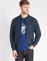 Marks and Spencer Baseball Bomber Jacket with StormwearTM