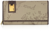 Alviero Martini Large Women's Medium ID Flap Wallet