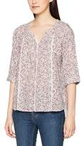 Fat Face Women's Phoebe Brushed Floral Blouse