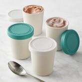 Williams-Sonoma Williams Sonoma Ice Cream Containers, Set of 4