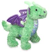 Melissa & Doug Zephyr Green Dragon Stuffed Animal