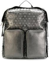 Jimmy Choo Lennox backpack - men - Calf Leather - One Size