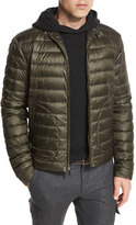 Ralph Lauren Roland Quilted Down Jacket, Olive