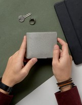 Ted Baker Wallet in Leather with Corner Detail