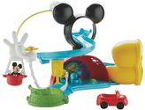 Fisher-Price Disney's Mickey Mouse Clubhouse Zip Slide and Zoom Clubhouse by