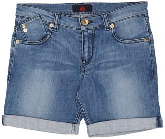 Richmond Jr Denim shorts