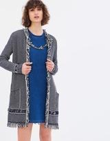 Max & Co. Corfu Knit Coat