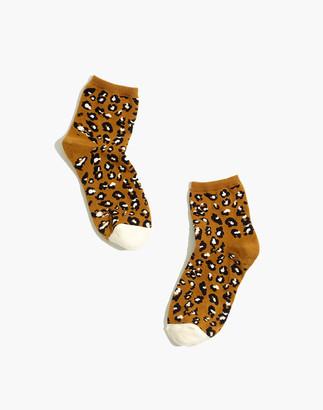 Madewell Animal Ankle Socks