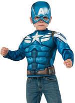 Rubie's Costume Co Captain America Boxed Costume - Boys
