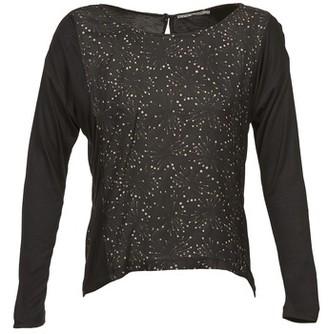 DDP INA women's Long Sleeve T-shirt in Black