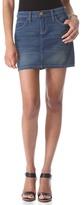 Current/Elliott The Five Pocket Skirt