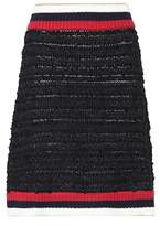 Gucci Cotton-blend skirt