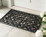 Williams-Sonoma Fleur-de-lys Rubber Doormats and Stair Treads