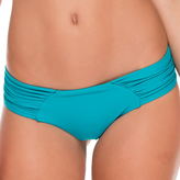 Luli Fama Scrunch Panty Ruched Back In Exuma (L176346)
