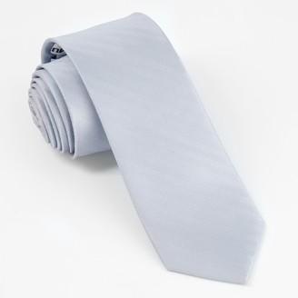 MUMU Weddings - Desert Solid Steel Blue Tie