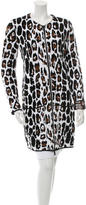 Sonia Rykiel Patterned Zip-Up Jacket