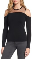 Bailey 44 Women's Swallowed Whole Cold Shoulder Sweater