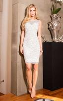 Scala 48634ML Dress In Ivory